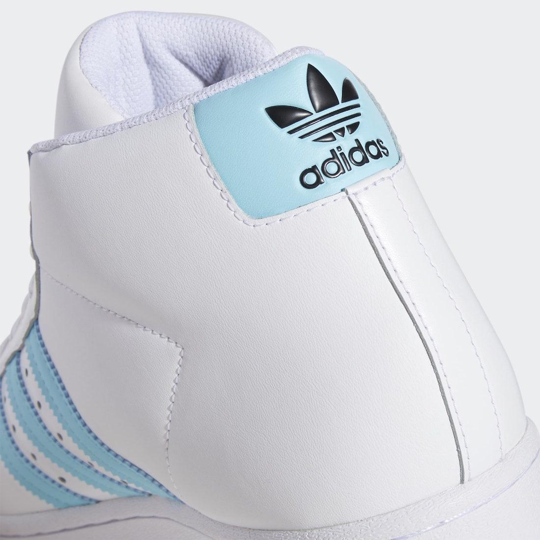 清爽夏日必备!adidas Pro Model 新配色将于近期发售!