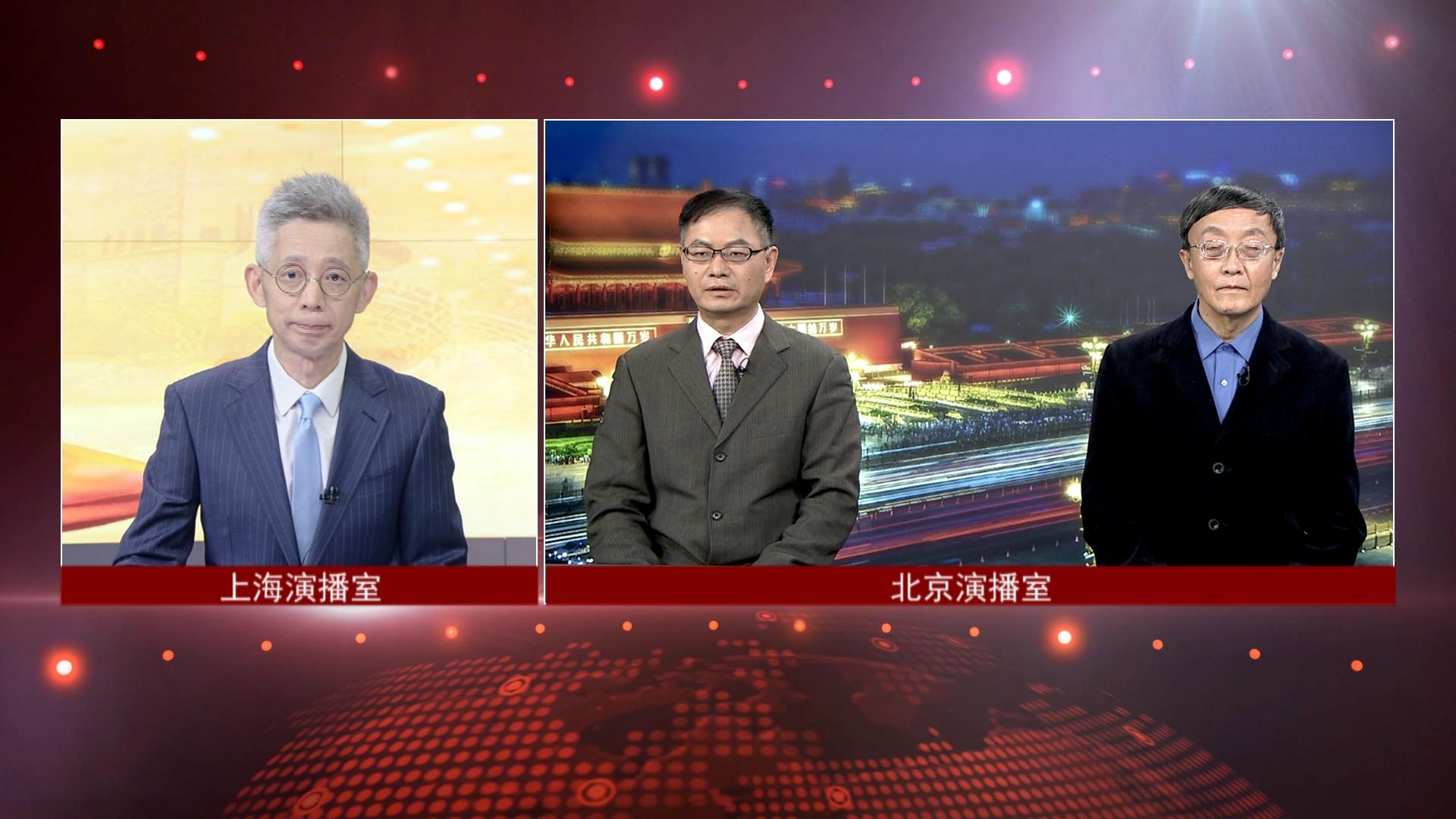 视频|问政中国丨金融开放再加码 整体风险如何控?图片