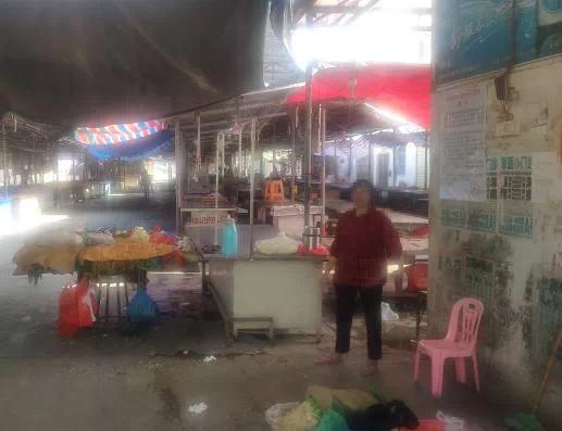 """揭阳惠来县惠城镇9日上午卖出青草药""""两公根""""疑似带农药成分"""