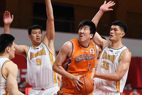 巨大投入换不来季后赛席位 上海男篮到底怎么了?