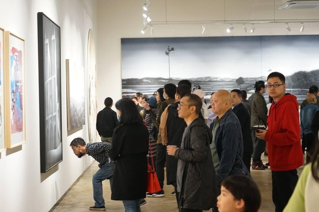 """这个社区美术馆史上最牛,开馆展竟汇聚中国当代艺术界的""""半壁江山"""""""