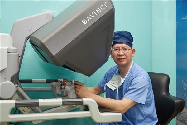 引领中国特色机器人手术发展之路——上海市胸科医院取得单孔机器人肺癌手术技术新进展
