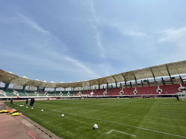 【大河网景】新赛季开启在即 直击河南嵩山龙门一线队训练场