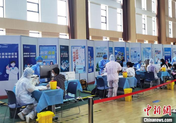 宁夏逾32万人已接种新冠疫苗 预计上半年实现接种覆盖率40%