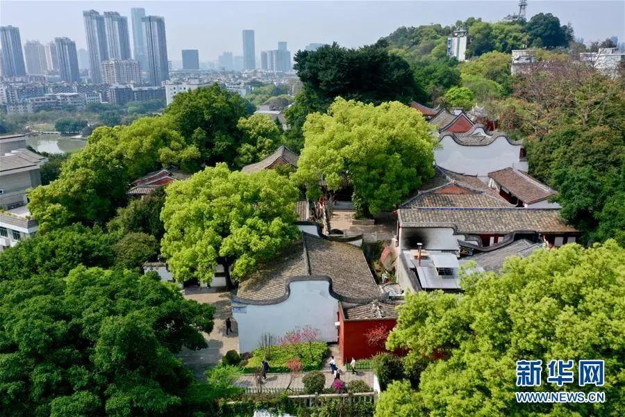 半部中国近现代史,竟然都在这里……
