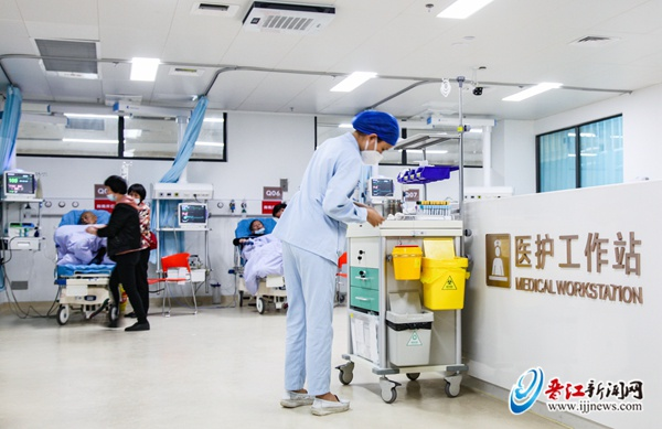 空间更大 服务更优 设备更先进 ——记者带您走进晋江市医院新院急诊科