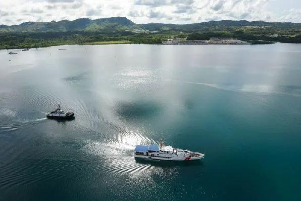 """中国渔船成""""海上民兵""""?美国这次又在贼喊捉贼"""