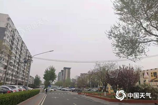 今夜起北京北部西部将迎小雨 后天天气转晴气温下降