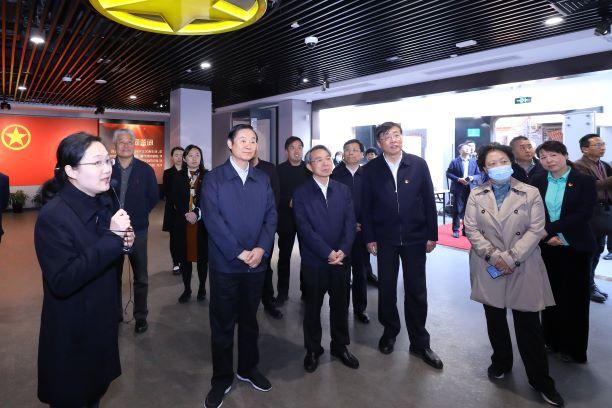 上海已备案博物馆149家!刘奇葆率全国政协专题调研组来沪