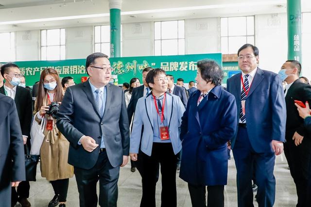 """""""德州味""""在京发布,推动德州优质农产品进一步融入京津冀"""