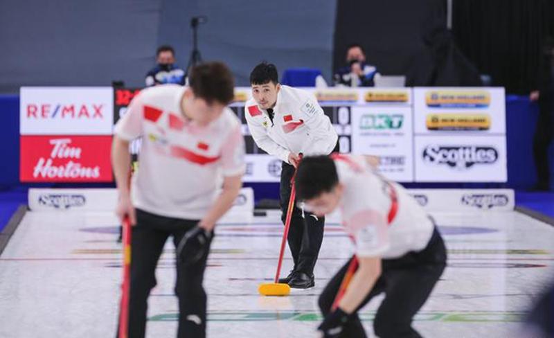 冰雪+ | 男子冰壶世锦赛出现新冠病例 中国队全体安全