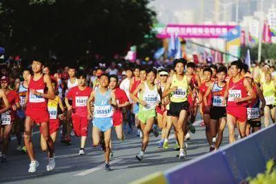 """兰州国际马拉松赛入选2021年""""奔跑中国""""赛事名单"""