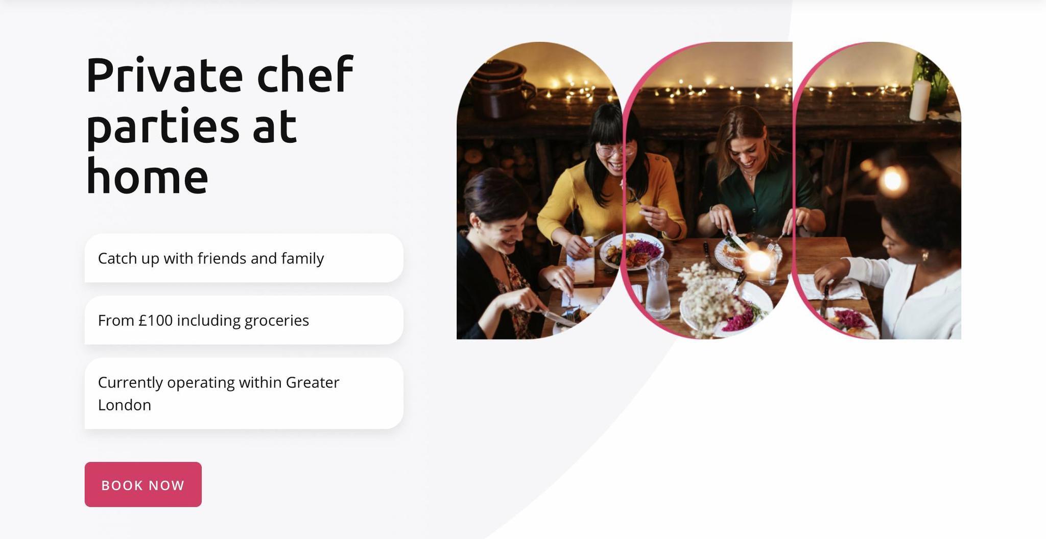 像点外卖一样定制私人厨师,伦敦初创公司Yhangry获得150万美金种子轮融资