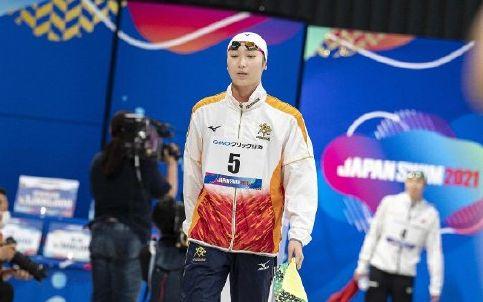 日本奥运选拔赛池江璃花子夺四冠