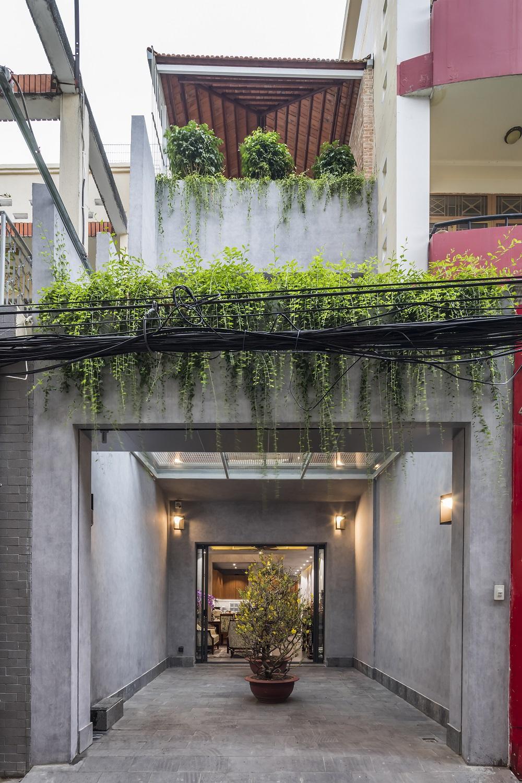 胡志明市第四区住宅,越南 / SEMBA VIETNAM
