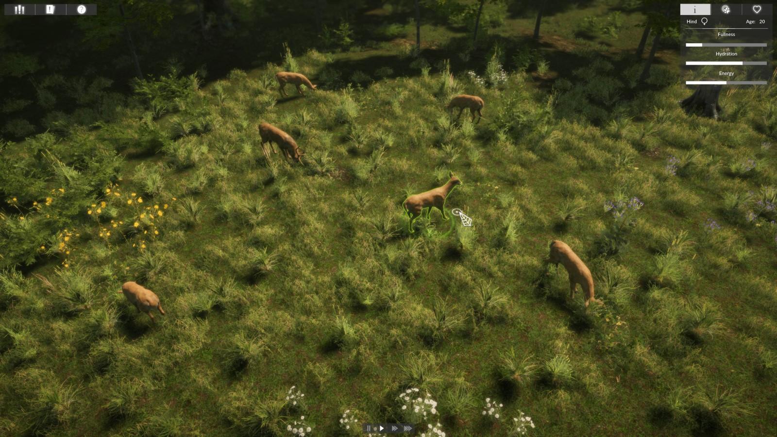 Steam新作《自然本能》 透过游戏体验保护野生动物