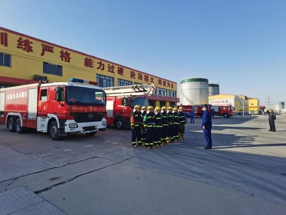"""天津特勤消防救援支队坚持""""五同三联""""机制提升企业消防战斗力"""
