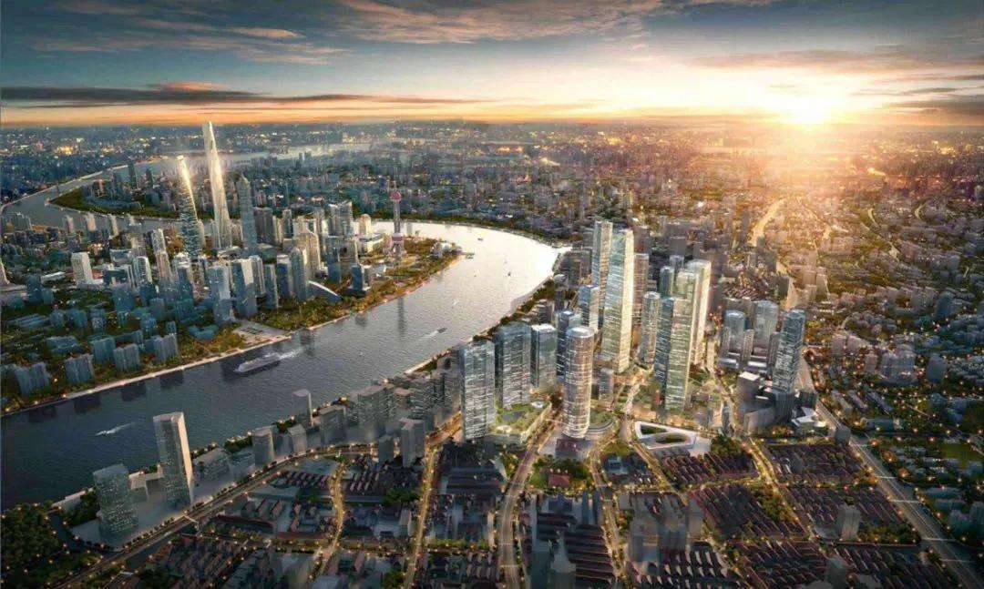 北外滩480米地标项目正式挂牌,将建浦西第一高楼!