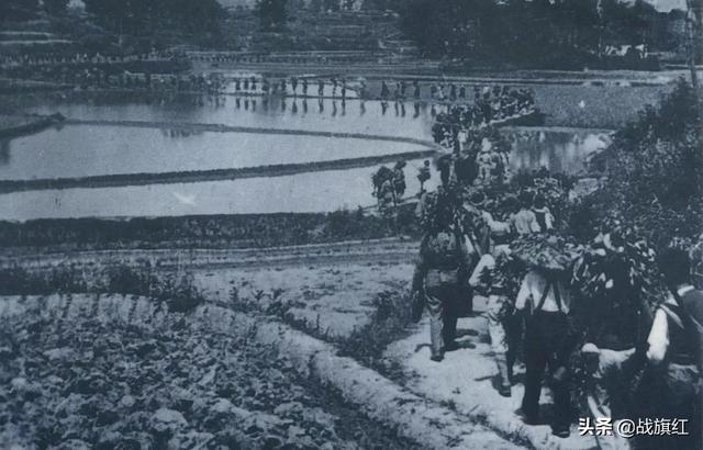 日军只向蒋军投降?新四军战将勒令20分钟考虑,否则彻底消灭
