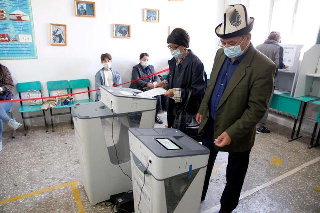 吉尔吉斯斯坦公投宪法修正案:近八成支持 总统权力将扩大
