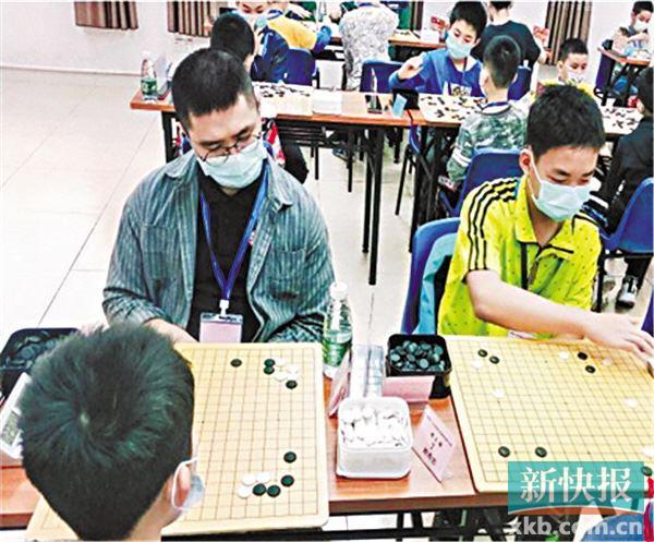 """清远市""""中国体育彩票""""杯围棋挑战赛圆满落幕"""