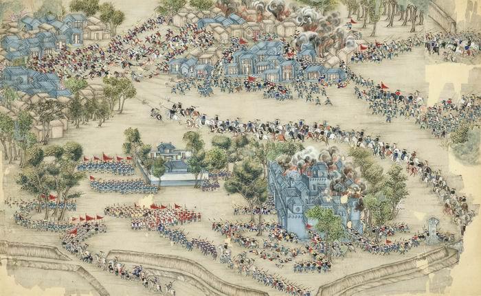 太平天国︱探查军情、秘密接头:进入北京城的太平军侦查员