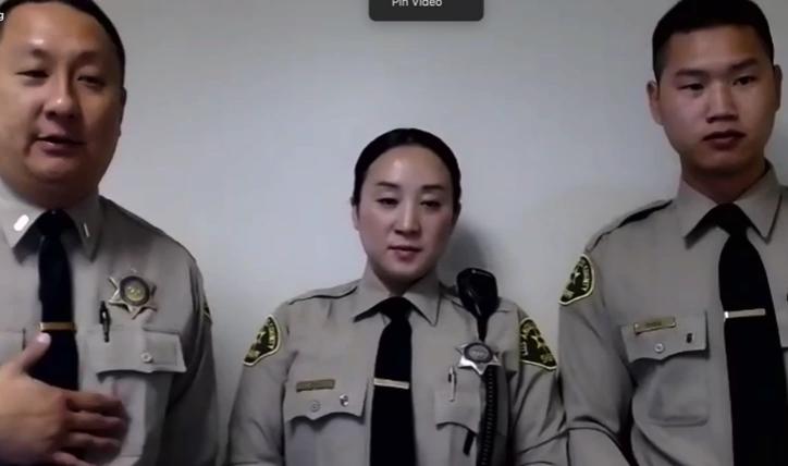 洛杉矶县警方谈正当防卫:辣椒喷雾等属合法防身工具
