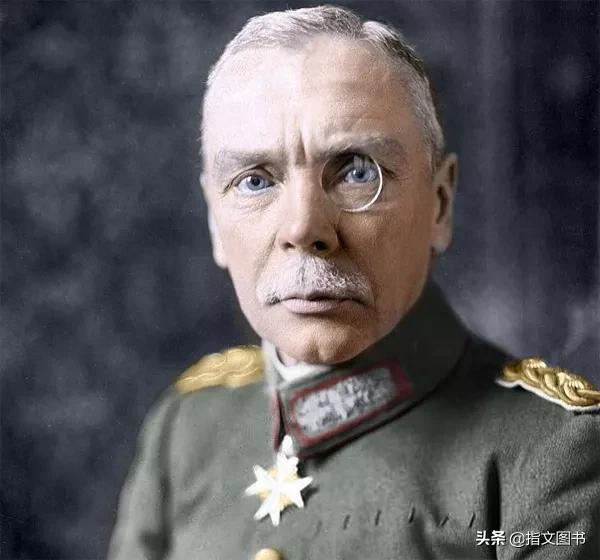 上世纪20年代的德军准备和谁干仗?他们甚至觉得打不赢法军
