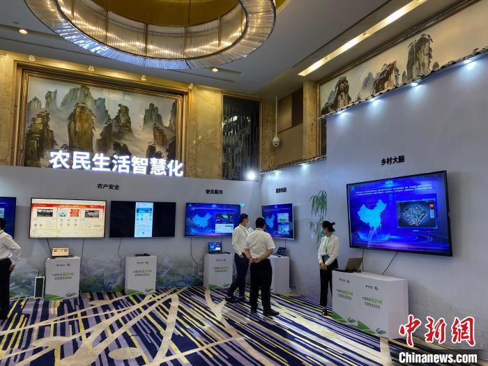 """""""十四五""""末中国电信乡村信息基础设施将全面覆盖"""