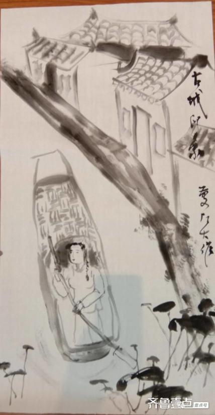 【诗歌欣赏】台儿庄里且徐行     文/济南 化旭