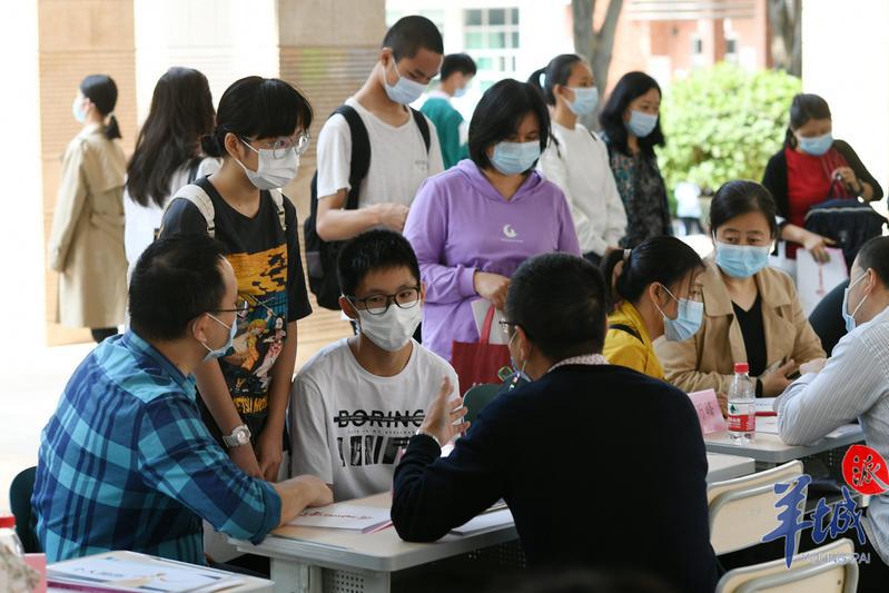 广东实验中学又来一批博士