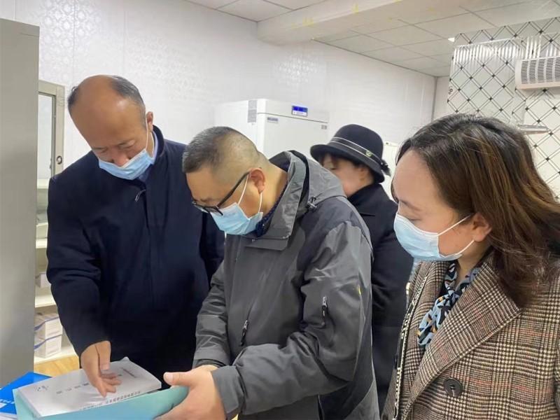 临夏州市场监管局开展新冠病毒核酸检测试剂质量安全专项监督检查
