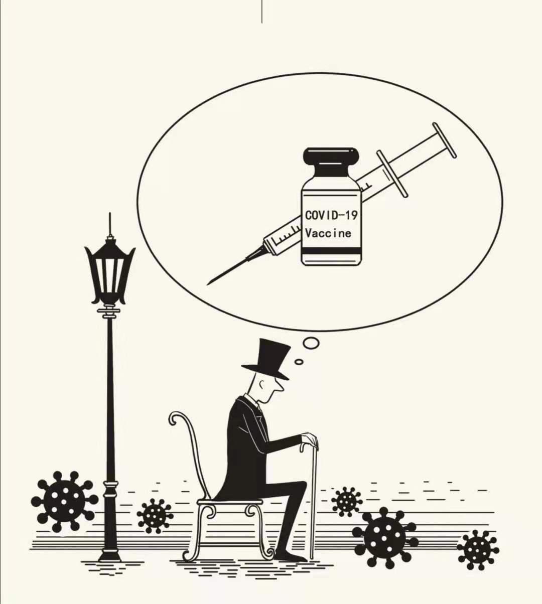 在英国等疫苗是种什么体验?