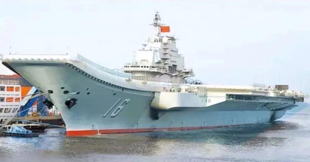 辽宁舰(资料图)