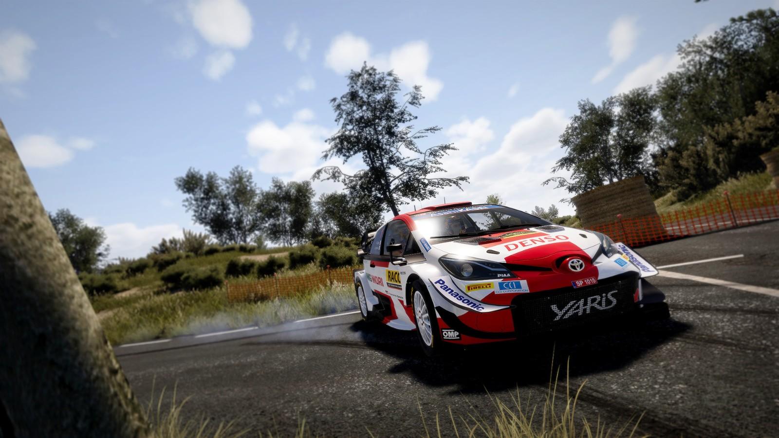 《世界汽车拉力锦标赛10》9月2日发售 登陆全平台