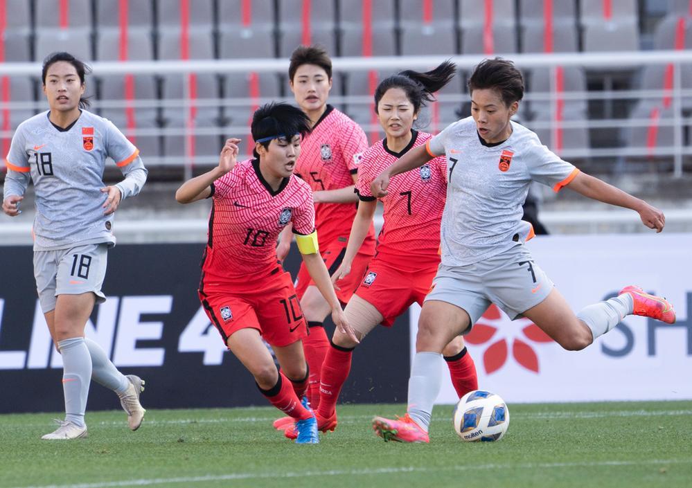 """中韩女足奥运门票之争""""生死战"""" 你要了解的都在这"""