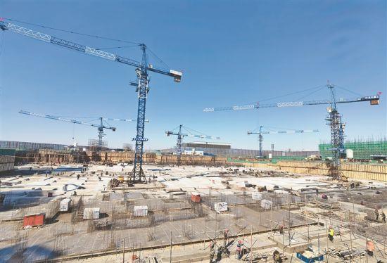 哈尔滨新区 世界级冰雪影都建设正酣