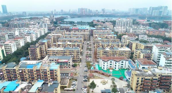 九江城市品质与功能提升全省折桂