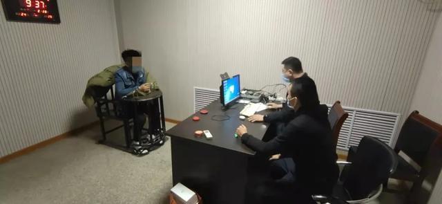 3男子开锁入室盗窃 青川警方千里追踪抓获归案