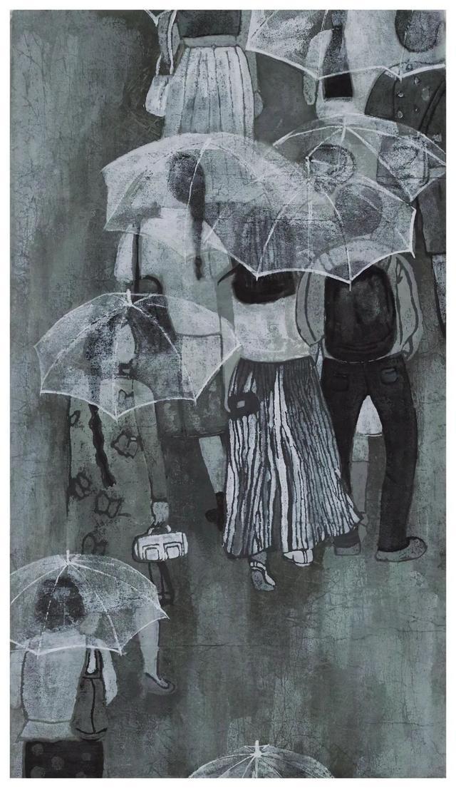 """宝山15幅作品入选上海这个""""老字号""""美术双年展"""