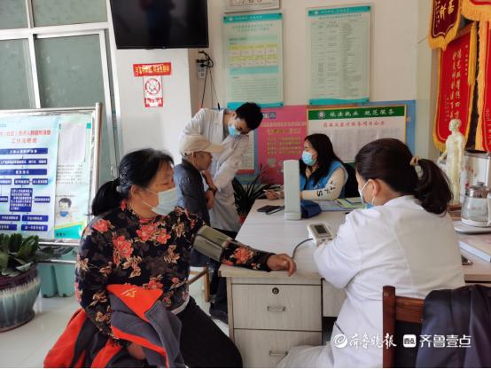广饶县乐安街道社区卫生服务中心以健康脱贫政策引领家医签约服务