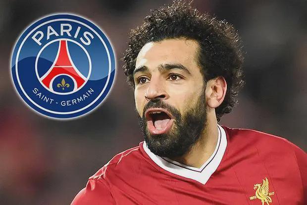 法媒:巴黎已联系萨拉赫团队,有意买他顶替姆巴佩