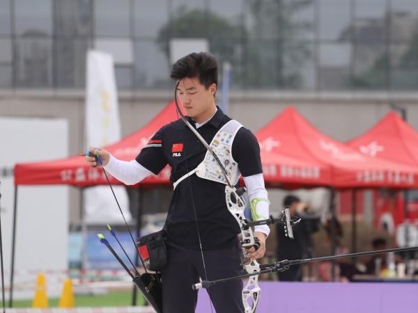 魏绍轩为吉林省拿到首张东京奥运会入场券