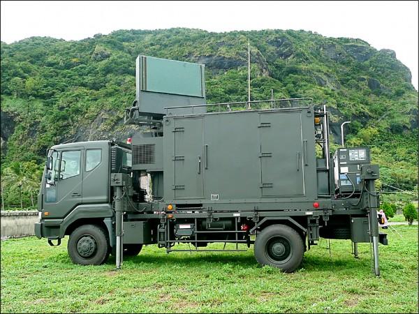 台军意外曝光新型军武:可侦测大陆最新型歼-20匿踪战机