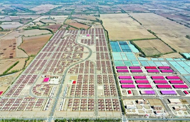 """【沿着高速看新疆】叶城:核桃成了农民的""""幸福果"""""""
