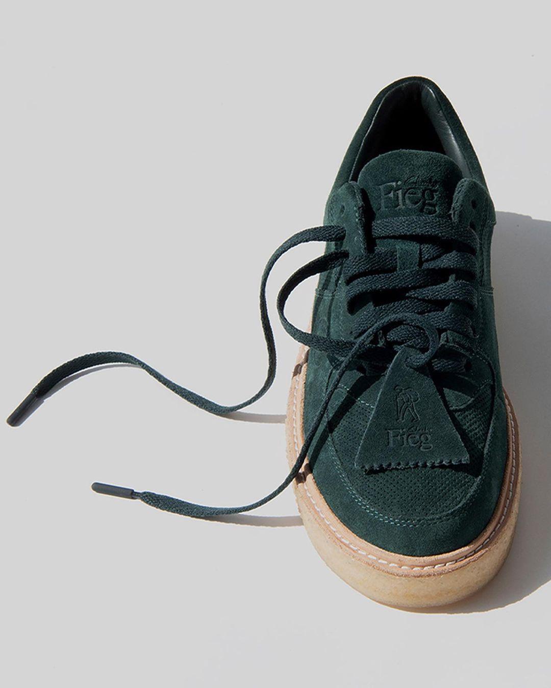 麂皮鞋身太有质感了吧!KITH 全新联名鞋款即将发售!