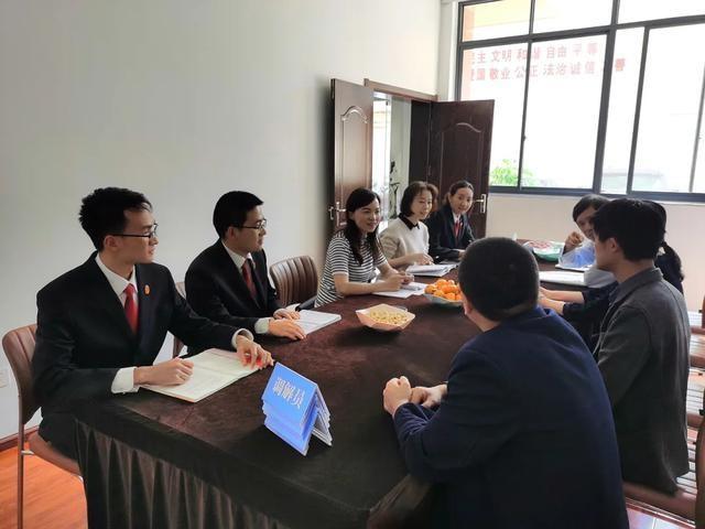 盘龙法院与云南省东南亚南亚产业发展促进会矛盾纠纷人民调解委员会携手解纷