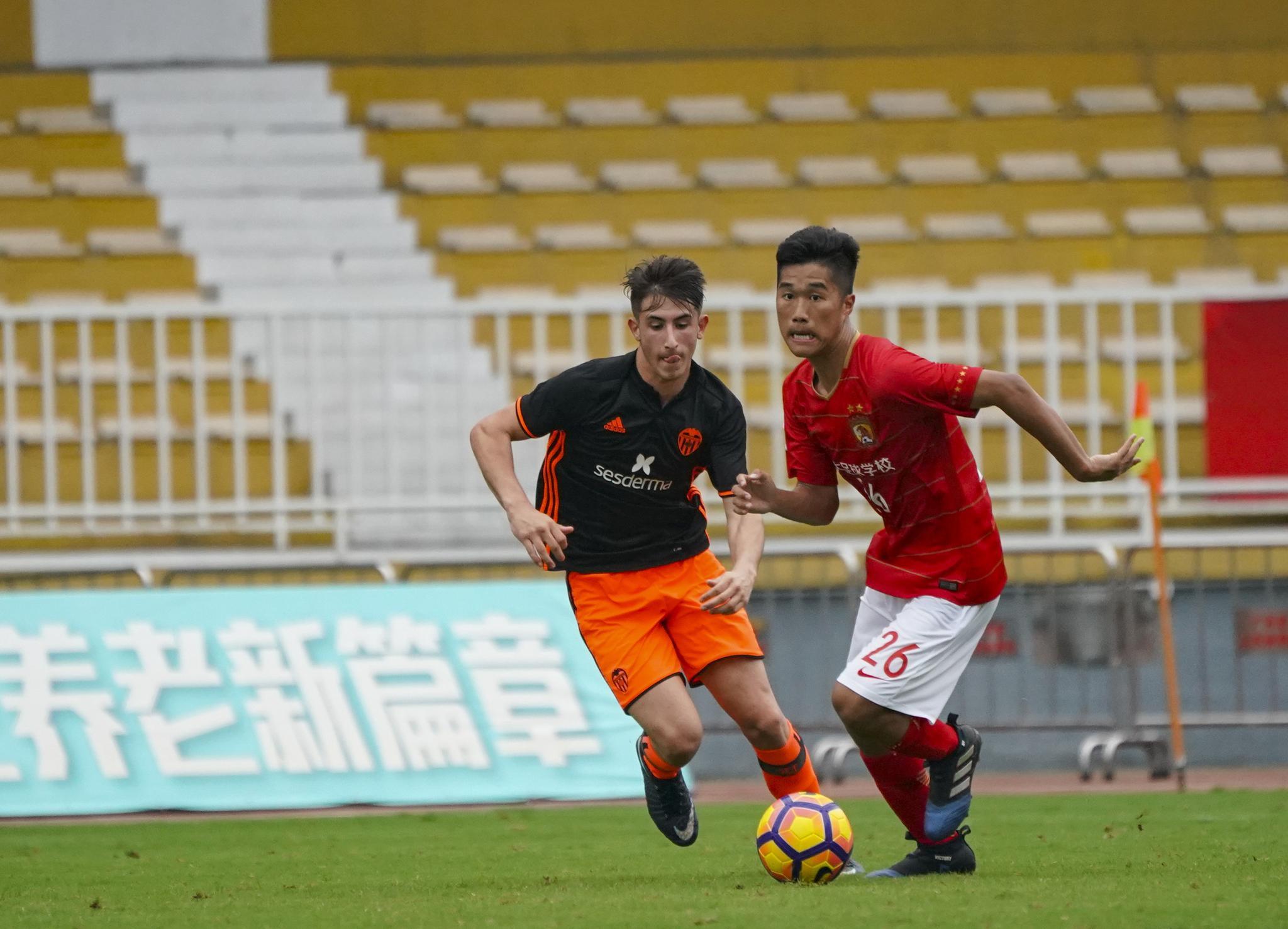 平均年龄25岁的广州队来了,11名足校选手入一队提振行业自信