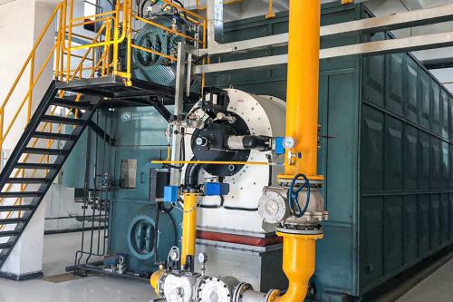 中正锅炉提高能源利用效率 承建百亿医药化工产业园集中供热项目