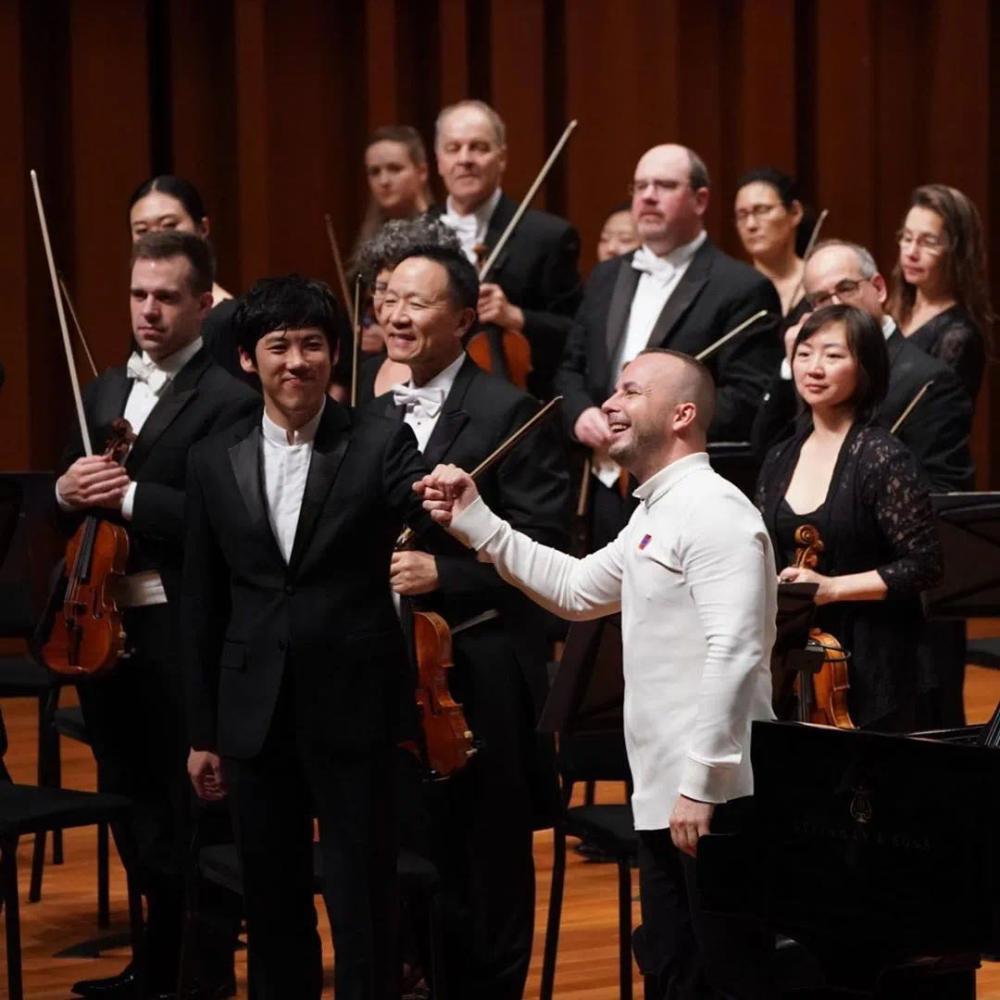 90后钢琴家张昊辰:李斯特与舒伯特,没有哪两位作曲家命运相隔如此之远